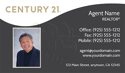 century 21 business cards 1000 business cards 6999